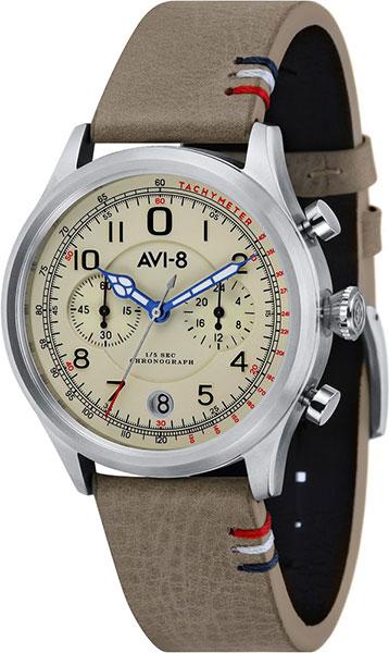 Мужские часы AVI-8 AV-4054-01 цена и фото