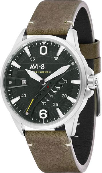 лучшая цена Мужские часы AVI-8 AV-4055-03