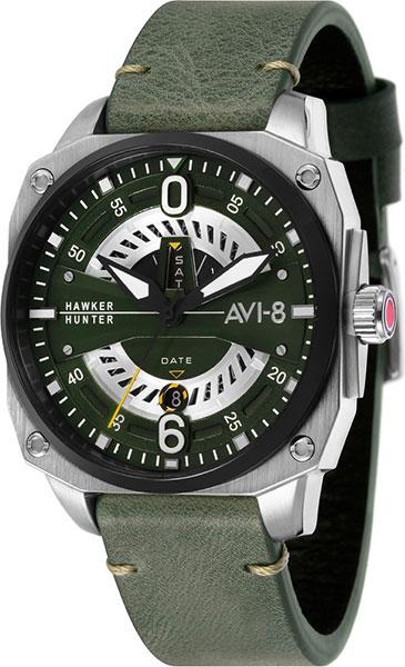 лучшая цена Мужские часы AVI-8 AV-4057-03