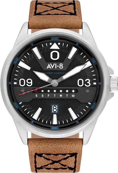 Мужские часы AVI-8 AV-4063-01 цена и фото