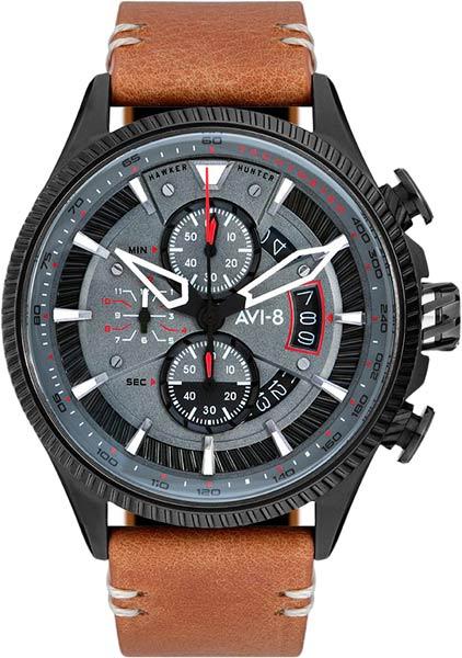 лучшая цена Мужские часы AVI-8 AV-4064-03