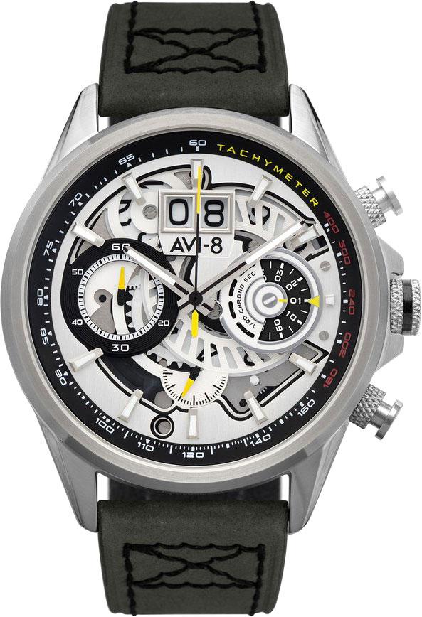 Мужские часы AVI-8 AV-4065-01 мужские часы avi 8 av 4052 01