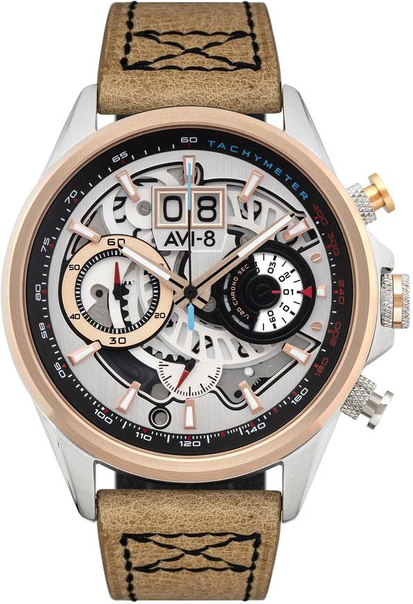 Мужские часы AVI-8 AV-4065-02.