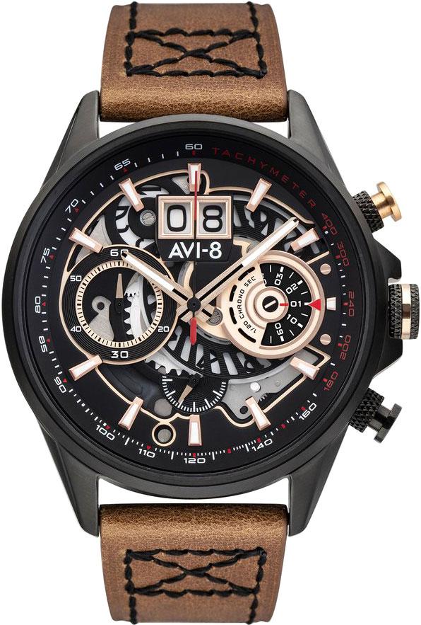 Мужские часы AVI-8 AV-4065-03 мужские часы avi 8 av 4065 03