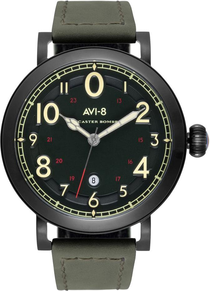 лучшая цена Мужские часы AVI-8 AV-4067-03