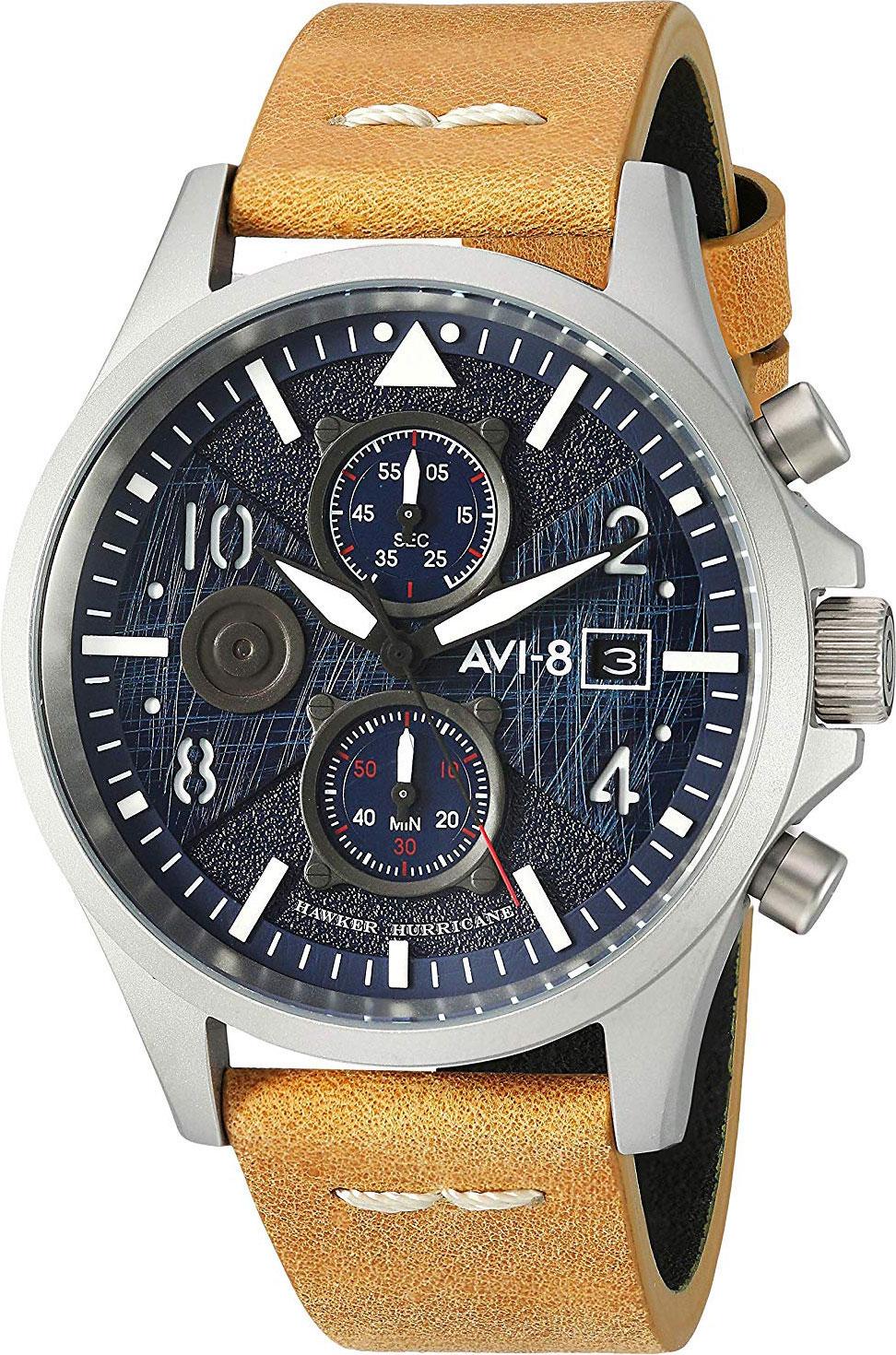 Мужские часы AVI-8 AV-4068-02