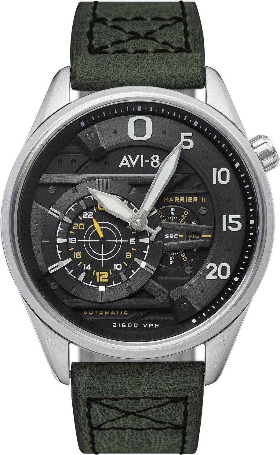 Мужские часы AVI-8 AV-4070-01