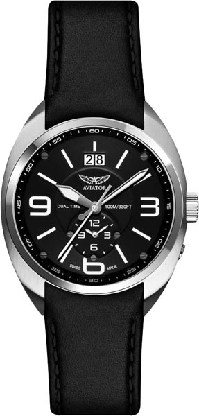 Мужские часы Aviator M.1.14.0.086.4 free shipping 6203 2rs full si3n4 ceramic deep groove ball bearing 17x40x12mm 6203 2rs p5 abec5