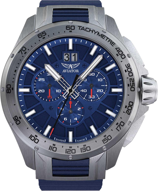 где купить Мужские часы Aviator M.2.19.0.143.6 дешево