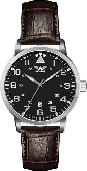 Мужские часы Aviator V.1.11.0.036.4 мужские часы aviator v 3 21 0 139 5