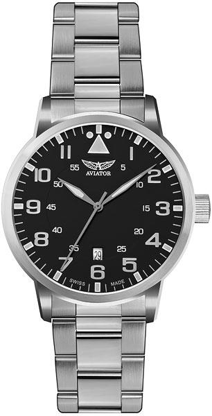 Мужские часы Aviator V.1.11.0.036.5 мужские часы aviator v 3 20 0 140 4