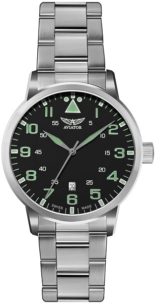 Мужские часы Aviator V.1.11.0.038.5 мужские часы aviator v 3 21 0 139 5