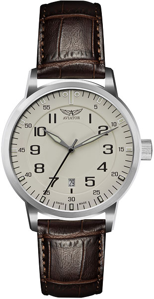 Мужские часы Aviator V.1.11.0.042.4 мужские часы aviator v 3 21 0 139 5