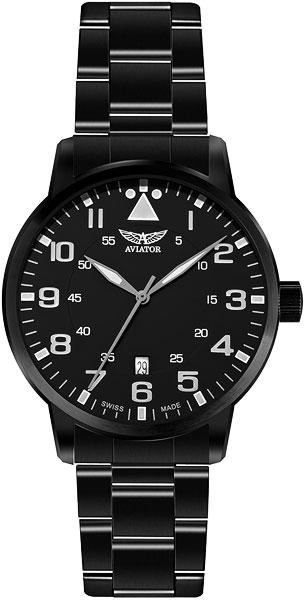 Мужские часы Aviator V.1.11.5.036.5 мужские часы aviator v 3 21 0 139 5
