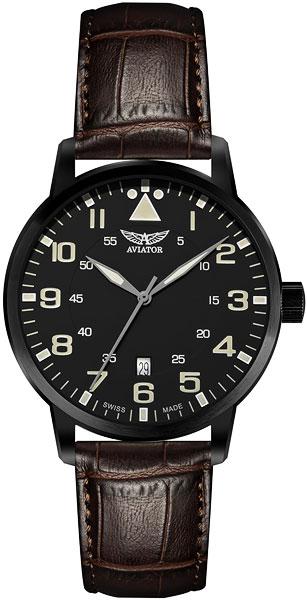 Мужские часы Aviator V.1.11.5.037.4 aviator v 3 21 0 139 5