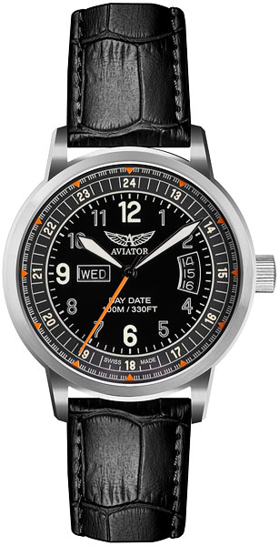 Мужские часы Aviator V.1.17.0.106.4 мужские часы aviator v 3 21 0 139 5