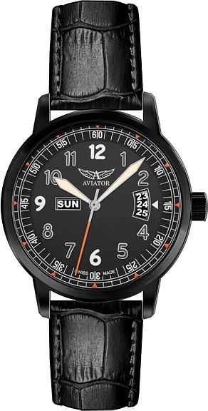 Мужские часы Aviator V.1.17.5.106.4 мужские часы aviator v 3 21 0 139 5