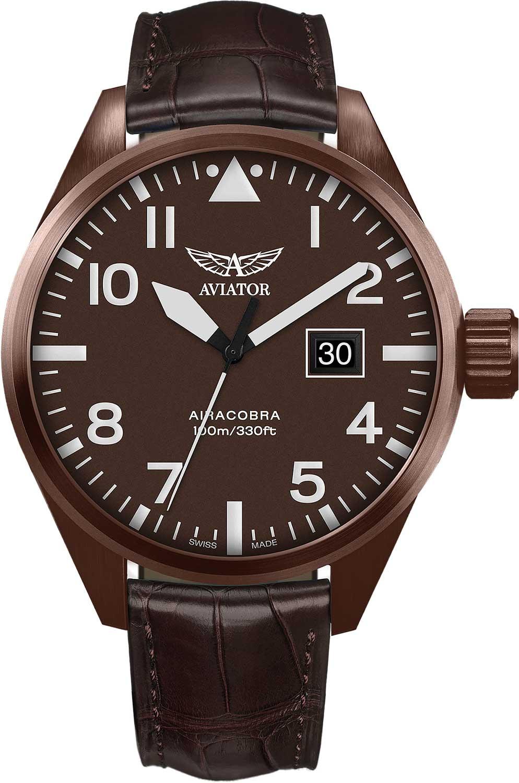 Мужские часы Aviator V.1.22.8.151.4