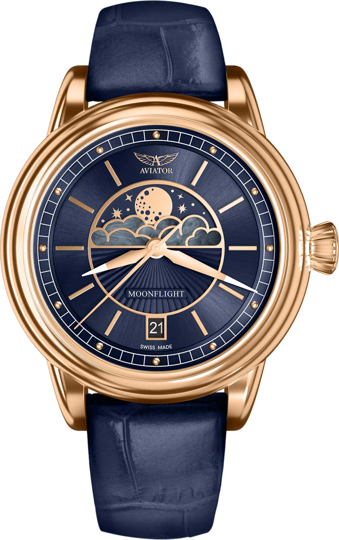 Женские часы Aviator V.1.33.2.256.4 Aviator   фото