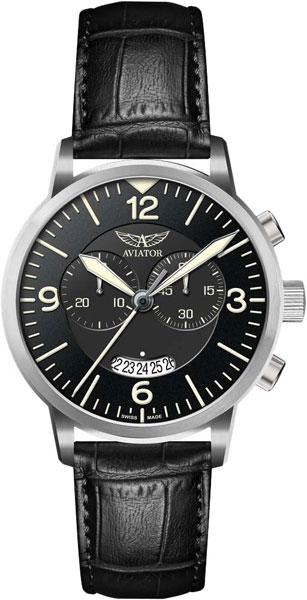 Мужские часы Aviator V.2.13.0.074.4 мужские часы aviator v 3 21 0 139 5
