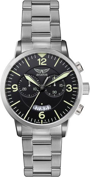 Мужские часы Aviator V.2.13.0.074.5 мужские часы aviator v 3 21 0 139 5