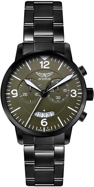 Мужские часы Aviator V.2.13.5.076.5 мужские часы aviator v 3 21 0 139 5