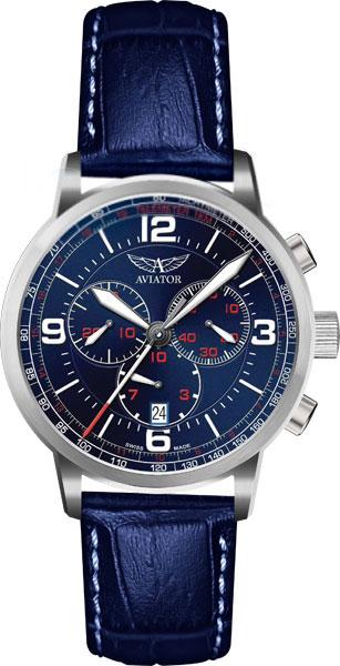 Мужские часы Aviator V.2.16.0.095.4 aviator kingcobra chrono v 2 16 5 098 4