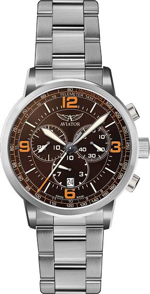 Мужские часы Aviator V.2.16.0.096.5 мужские часы aviator v 3 21 0 139 5
