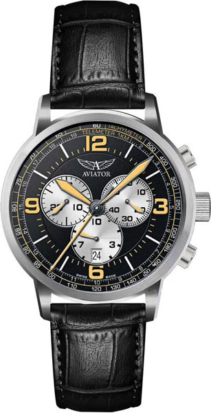 Мужские часы Aviator V.2.16.0.098.4 aviator kingcobra v 1 17 5 103 5