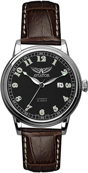 Мужские часы Aviator V.3.09.0.025.4 aviator douglas v 3 09 0 109 4