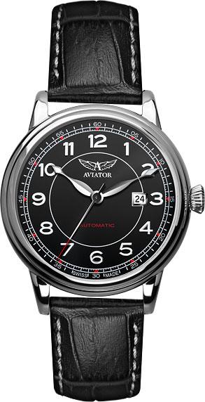 Мужские часы Aviator V.3.09.0.107.4 мужские часы aviator v 3 21 0 139 5
