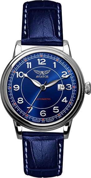 Мужские часы Aviator V.3.09.0.109.4 aviator douglas v 3 09 0 109 4