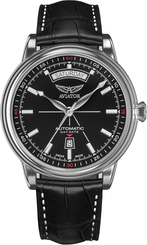 Мужские часы Aviator V.3.20.0.142.4 мужские часы aviator v 3 21 0 139 5