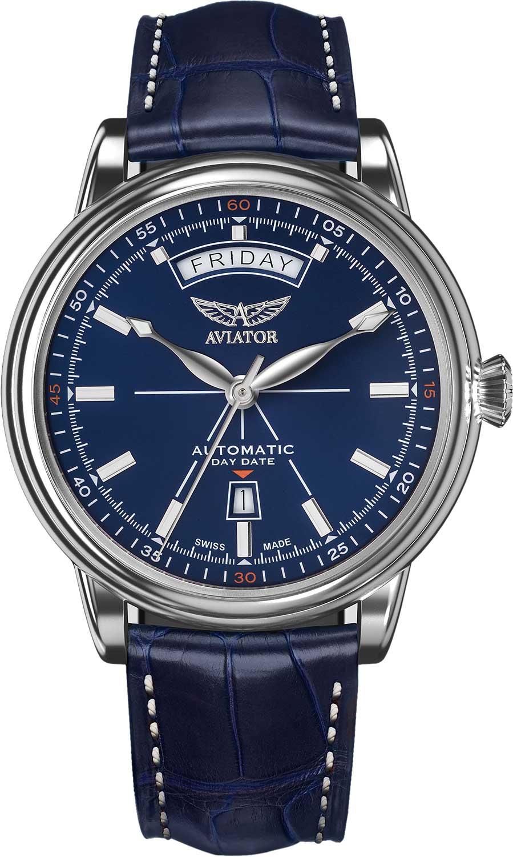 Мужские часы Aviator V.3.20.0.145.4 aviator douglas day date v 3 20 0 140 4