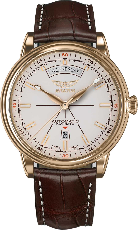 Мужские часы Aviator V.3.20.1.147.4 aviator douglas v 3 09 0 109 4