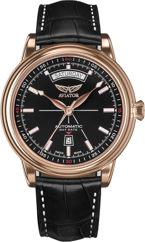 Мужские часы Aviator V.3.20.2.146.4 aviator douglas day date v 3 20 0 140 4