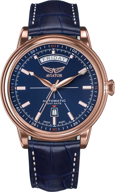 Мужские часы Aviator V.3.20.2.225.4 aviator douglas v 3 09 0 109 4