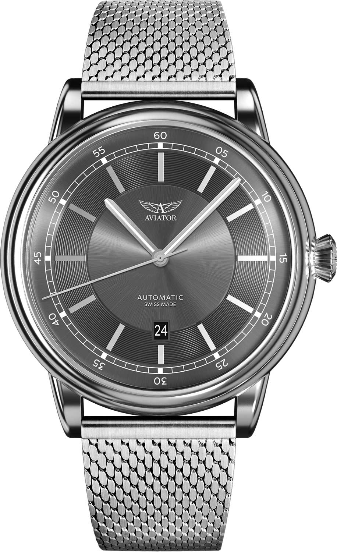 Мужские часы Aviator V.3.32.0.240.5 мужские часы aviator v 2 25 7 171 5