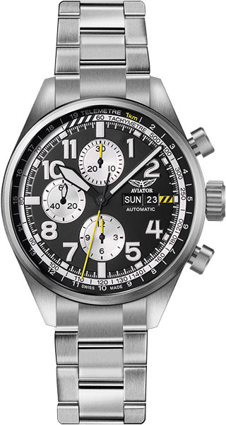 Часы Aviator V.4.26.7.176.4 Часы Emporio Armani AR2480