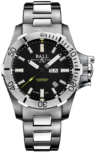 BALL DM2276A-S2CJ-BK