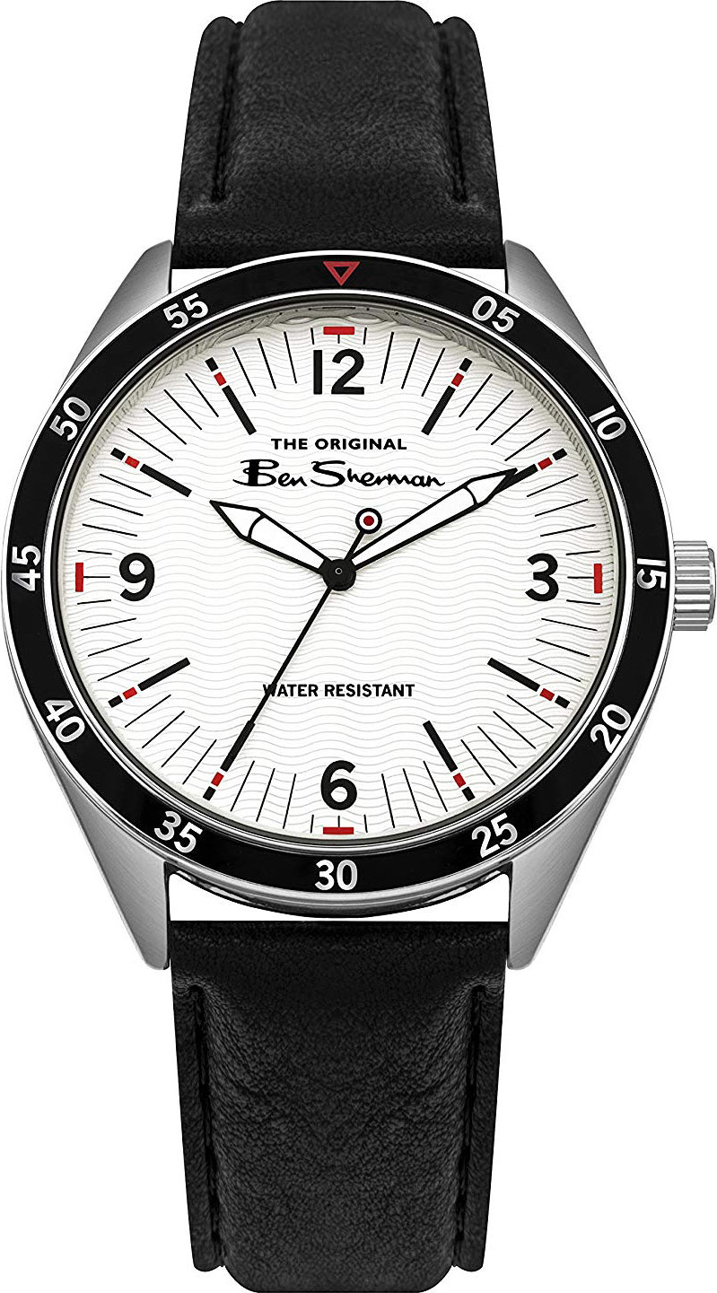 цена Мужские часы Ben Sherman BS007WB онлайн в 2017 году