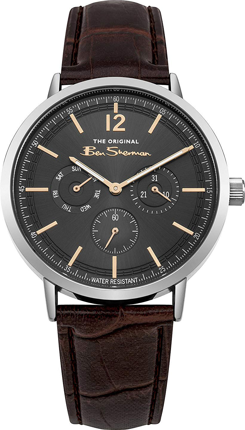 Мужские часы Ben Sherman BS011EBR все цены