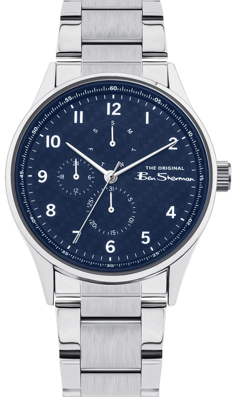 лучшая цена Мужские часы Ben Sherman BS021USM