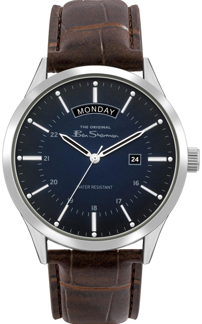 лучшая цена Мужские часы Ben Sherman BS022BR