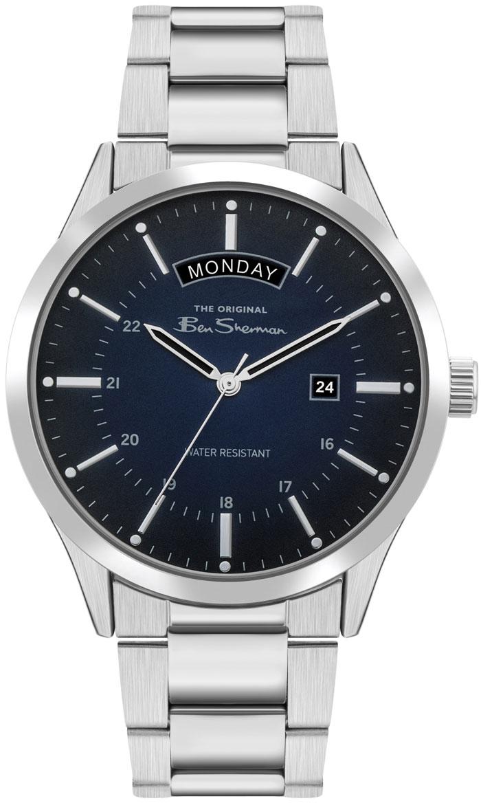 лучшая цена Мужские часы Ben Sherman BS022USM