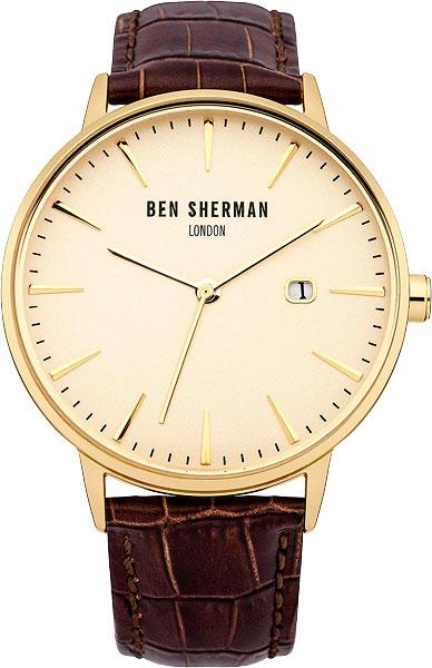 Мужские часы Ben Sherman WB001BRA