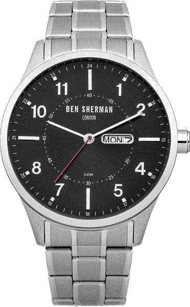 Мужские часы в коллекции Spitalfields Мужские часы Ben Sherman WB002BM фото