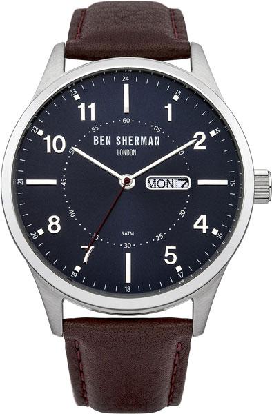 Мужские часы Ben Sherman WB002BR