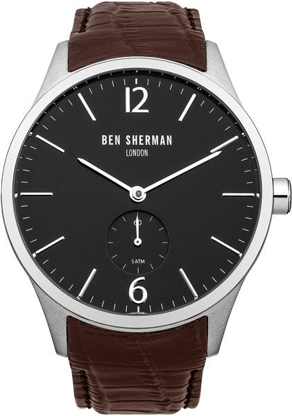 Мужские часы Ben Sherman WB003BR цена и фото