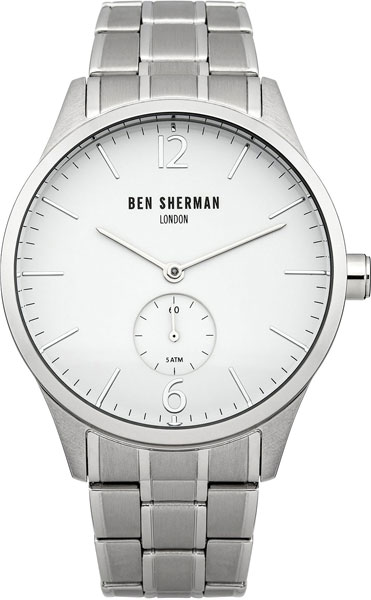 цена Мужские часы Ben Sherman WB003WM онлайн в 2017 году